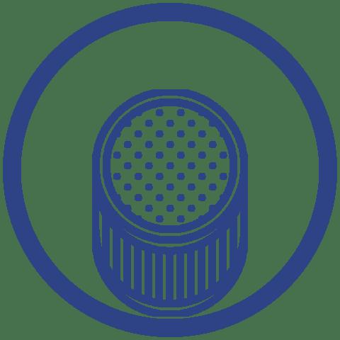 Samostatné mechanické filtrace